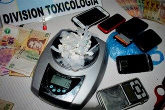 Gualeguaychú aplicó la ley y detuvo a seis acusados de vender droga