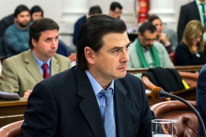 Morchio preside la bancada de Cambiemos.