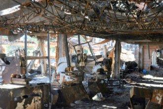 Preocupación por posible derrumbe en la exfábrica Osato