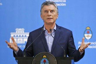 "Macri autocrítico: ""Pusimos metas demasiado optimistas"""