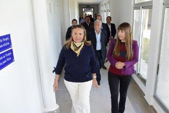 La Ministra de Salud visitó AReNe
