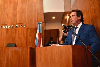 Castrillón confirmó que después de la feria abrirá la Sala de Casación Penal de Concordia