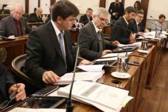 Fuertes cruces en el Senado por las tarifas