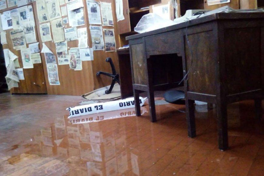 Las oficinas, calamitosas (de @RicLeguizamon).