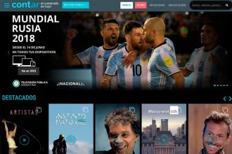 Lanzaron una plataforma gratuita para ver los partidos del mundial