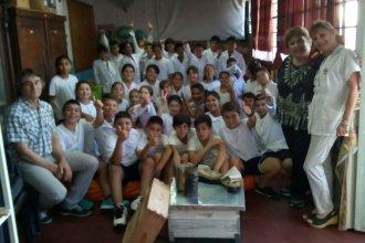 Cooperativa Palmares del Río Uruguay: preparando su primera venta de miel
