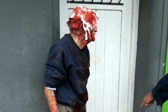 """El """"padre"""" del Maratón de Reyes, salvajemente golpeado durante un robo"""