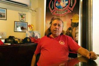 """Bisogni: """"Muchos cuarteles de bomberos tienen ganas de cerrar"""""""
