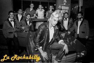 A pura música, la Rockabilly recrea los años 50 y 60