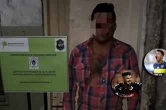 Capturaron al falso hermano de Bou buscado por la Justicia entrerriana