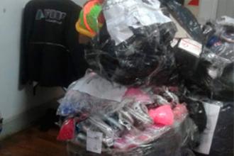 Gendarmería secuestró mercadería que ingresaba de contrabando