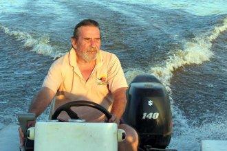 """Charlie Adamson: """"El barbudo te sirve en bandeja unos paisajes alucinantes"""""""