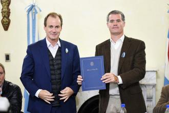 """""""Tenemos la previsibilidad para terminar el Hospital Bicentenario"""""""