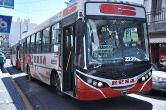 Levantan el paro de transporte: Al mediodía volverán a funcionar los colectivos