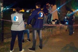 Detuvieron a un joven que vendía droga en una plaza