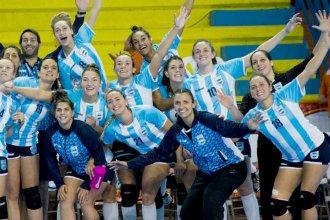 Con Garra y presencia entrerriana, Argentina consiguió la de plata