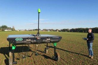 Inventaron máquina que podría reemplazar la avioneta herbicida