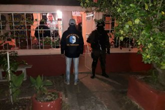 Doble operativo: desarticularon comercio de droga en Concordia y Federación