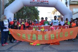 """Bajo el lema """"Soy deportista donante"""" se corrió la maratón de UCU"""