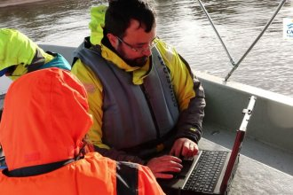 Desde hoy, al río Uruguay lo monitorean en los 500 kilómetros compartidos