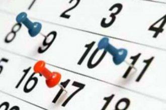 Entre nos: la agenda más atendida es la de los días feriados