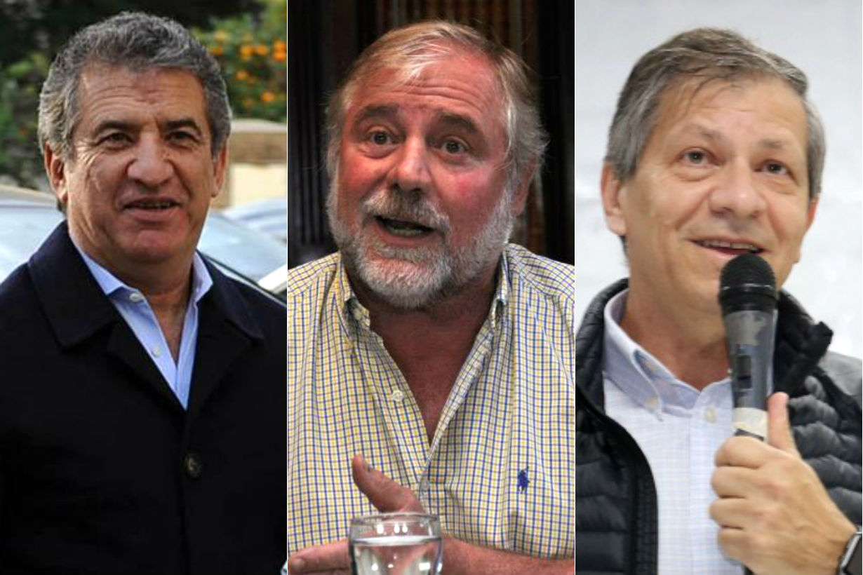 Urribarri, Allende y Báez pasarán por Tribunales.