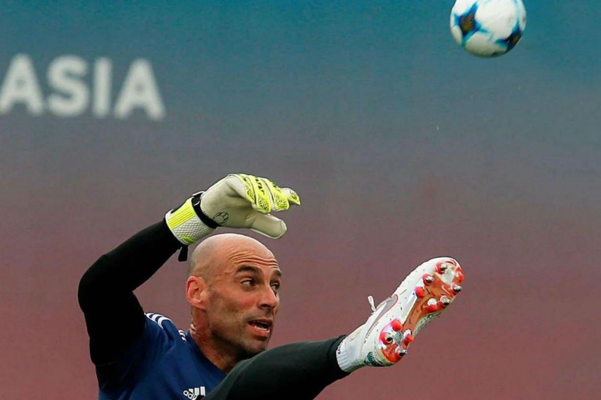 Somos Deporte: Armani o Caballero para el debut ante Islandia?