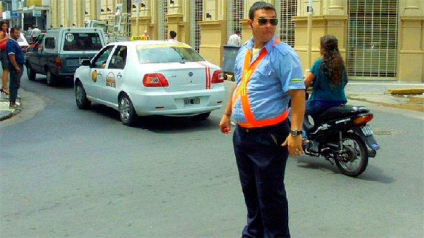 Alan Nicolás Viola, detenido también.