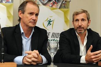 Frigerio buscará reflotar el diálogo de la Casa Rosada con Bordet