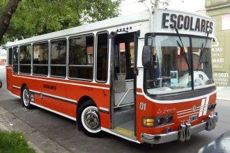 """""""Estamos totalmente en quiebra"""", aseguran los transportistas de escuelas rurales de Concordia"""