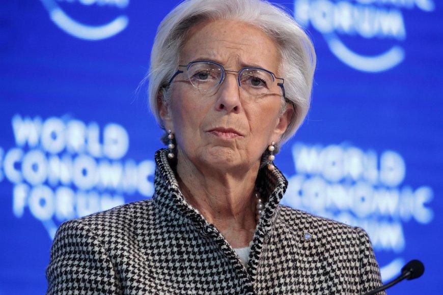Cristina Lagarde