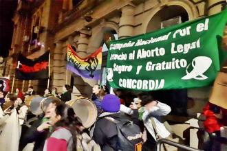 """Concordia """"Pro Vida"""": convocan a rechazar el proyecto de ordenanza"""