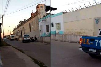 Grave incendio en cárcel entrerriana: hay al menos un muerto