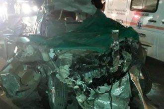 Identificaron a los 3 fallecidos en el accidente cerca de Ubajay