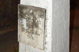 A 150 años del crimen del Padre Cot, presentan dos iniciativas para honrar su memoria