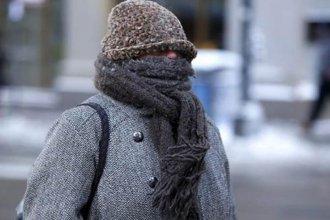 Este invierno es más frío que el anterior