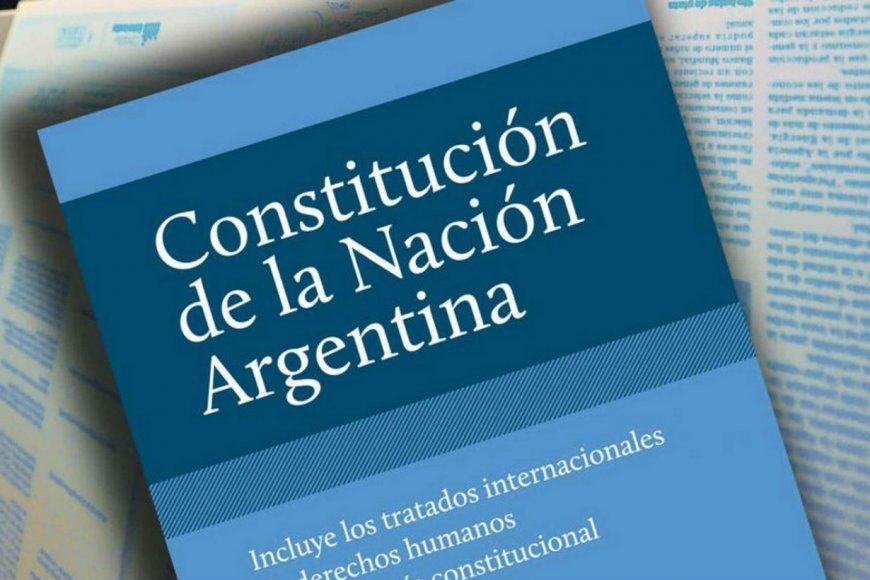 La Constitución Nacional fue reformada en 1994.