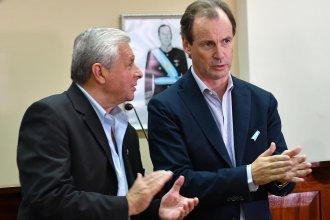 "Lauritto elogió la ""imagen"" de Bordet pero pidió ""más diálogo"" para ""reunir"" al PJ"