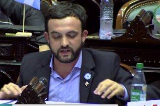 El Diputado que recordó a Micaela García al hablar del aborto