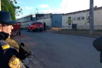 Incendio en la cárcel de Victoria: hay fecha de juicio para los tres internos imputados