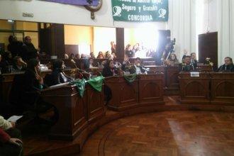 Concejales rechazaron proyecto para declarar a Concordia ciudad pro vida y pro familia