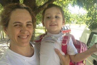 Una nena entrerriana padece atrofia muscular y necesita tratamiento
