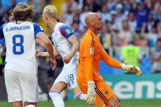 ¿Qué dijo Caballero en las redes sociales tras el empate con Islandia?
