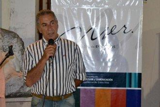 Pesar por el fallecimiento del director de la Editorial Entre Ríos, José María Blanco