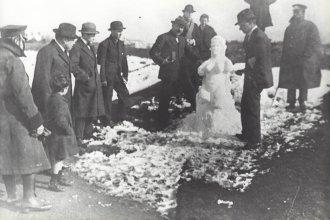 A cien años de la gran nevada en Entre Ríos y otras cuatro provincias