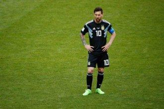 A Messi hay que dejarlo solo