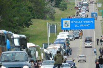 Piden la intervención de Cancillería para destrabar el comercio con Uruguay