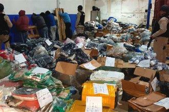 De noche y por río, ingresaron a Entre Ríos gran cantidad de mercadería ilegal