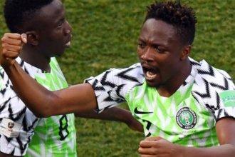 Nigeria le ganó a Islandia y Argentina sigue con vida