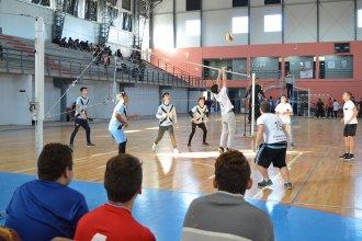 Más de 500 chicos participaron  en la semana de los Juegos Evita